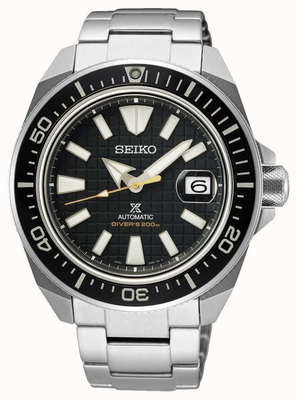 Seiko Prospex Diver's 'King Samurai' Watch