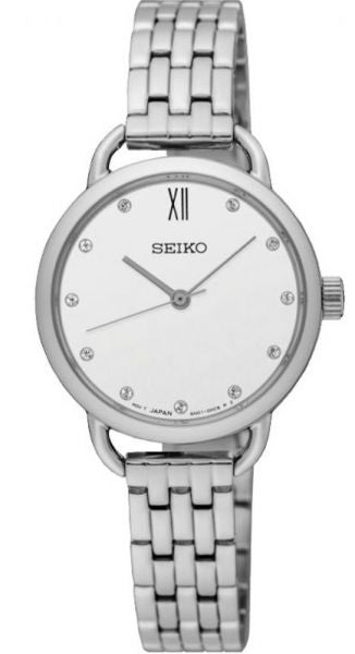 Seiko Ladies Stainless Steel Watch