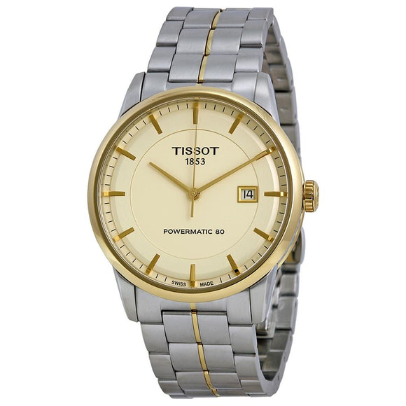 Tissot Men's  T-Classic Luxury Automatic Watch