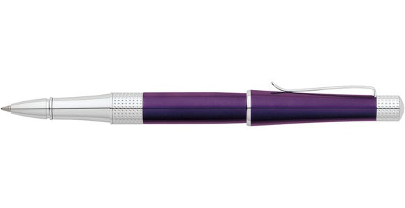 Cross Beverly Deep Purple Lacquer Rollerball Pen