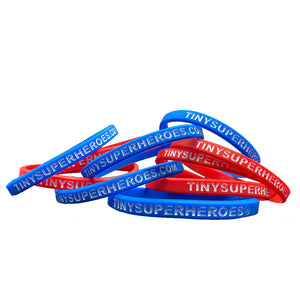 TinySuperheroes Bracelets (set of 10)