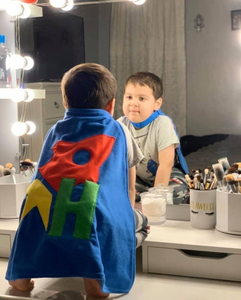 Sponsor a Cape for a Child on the Waitlist