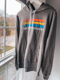 Grey Courage Strength Hope Hoodie