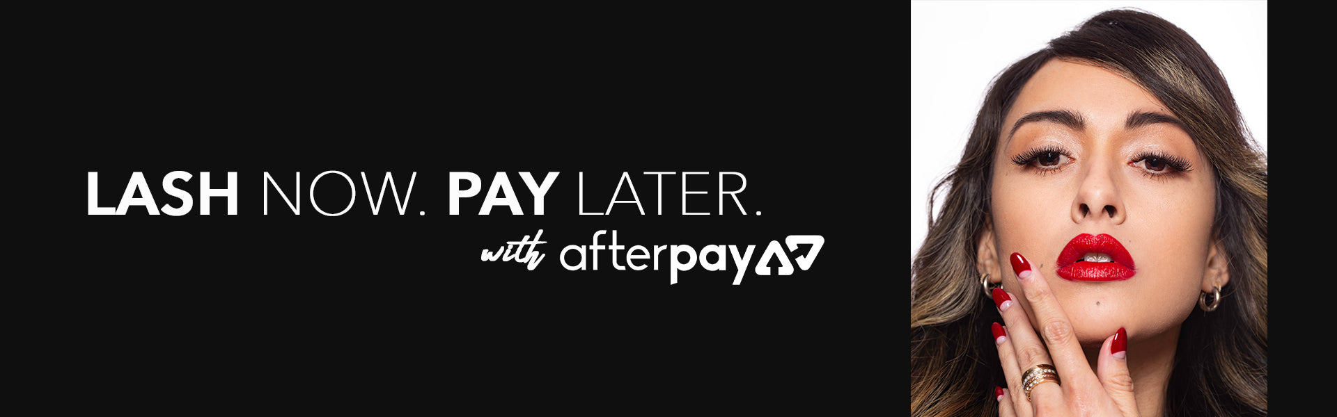 Lash Now, Pay Later with AfterPay