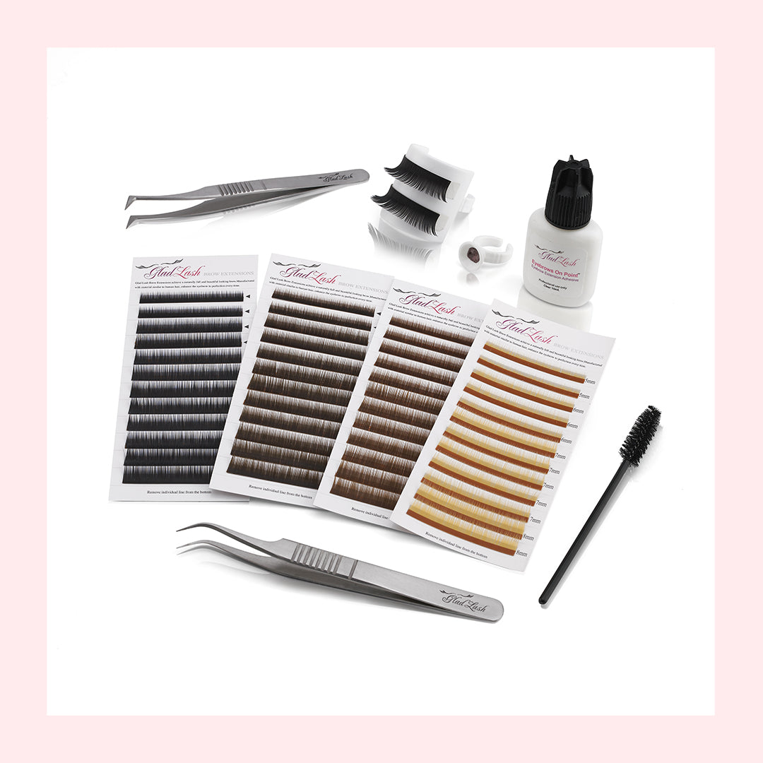 Shop Eyelash Kits by Glad Lash