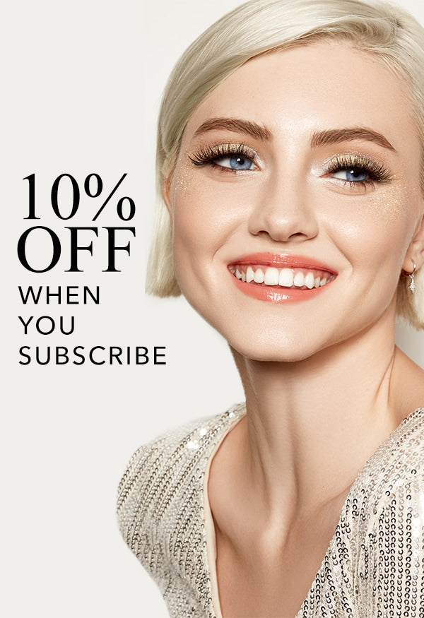 10% OFF WHEN YOU SUBSCRIBE