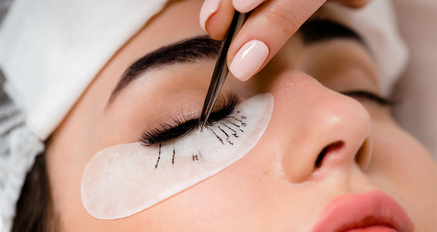 Lash Extension Training