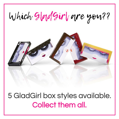 GladGirl False Lash Kit - May