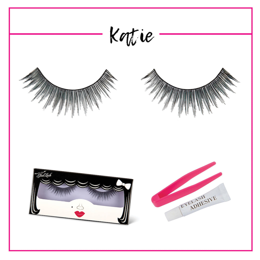GladGirl False Lash Kit - Katie