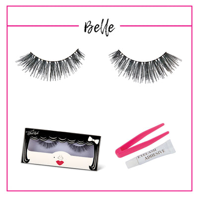 GladGirl False Lash Kit - Belle