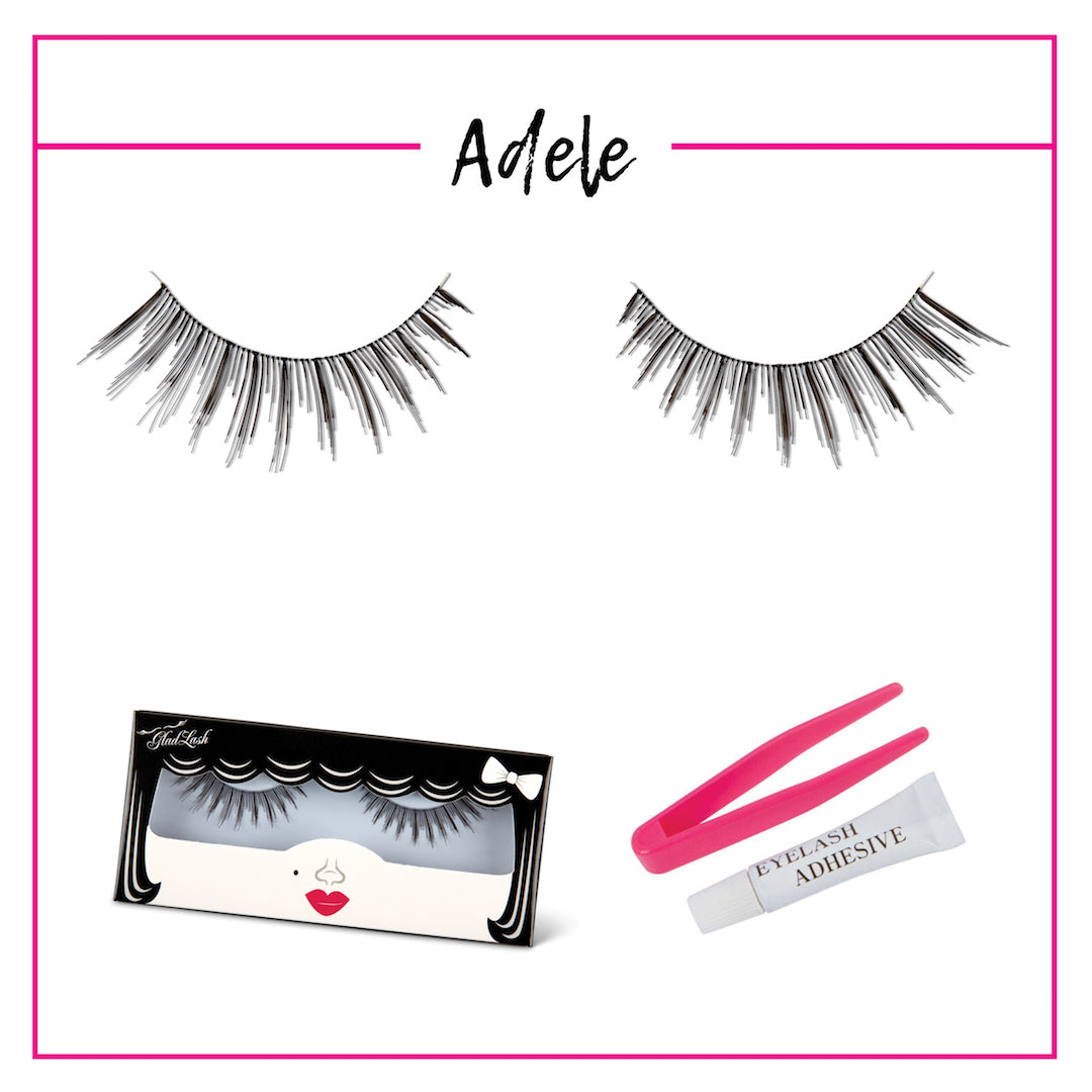 GladGirl False Lash Kit - Adele