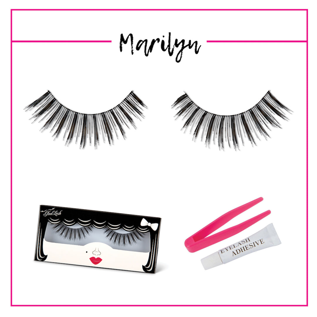 GladGirl False Lash Kit - Marilyn