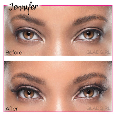 GladGirl False Lash Kit - Jennifer