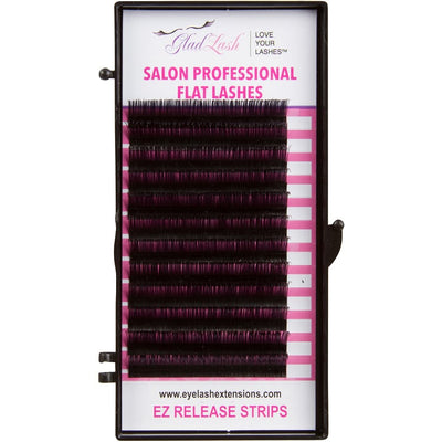 Salon Professional Flat Lashes