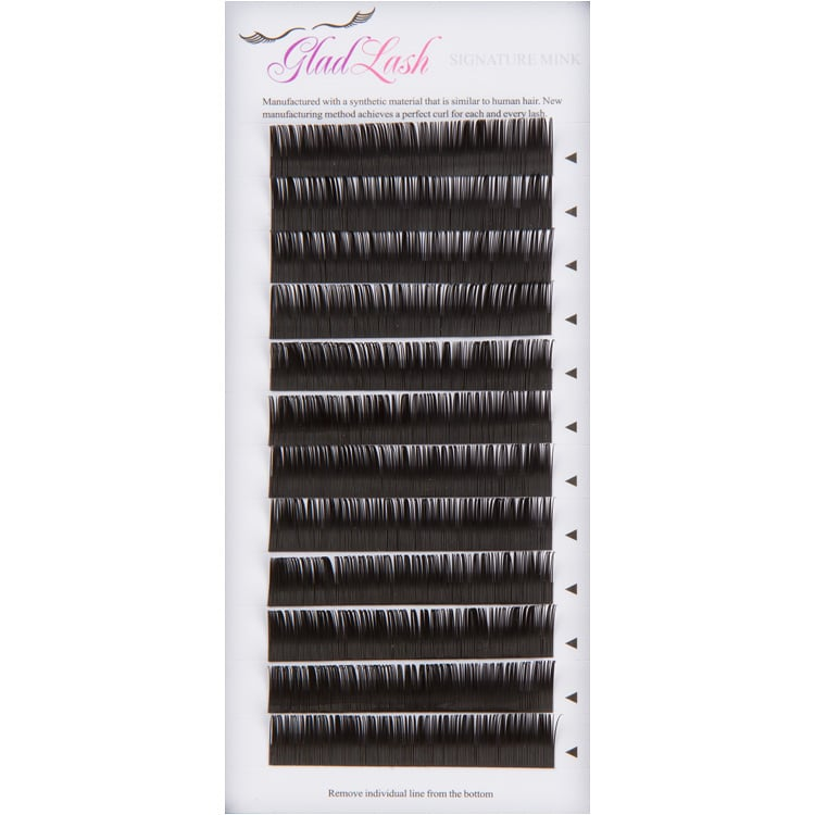 L Curl Lashes - Volume