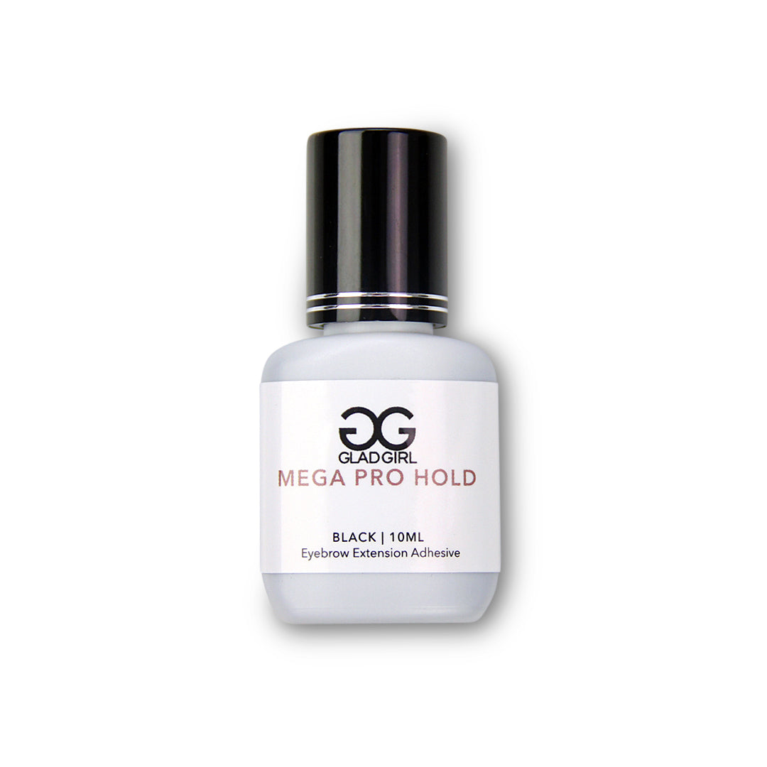 GladGirl Mega Pro Hold Lash Extension Glue 10ml