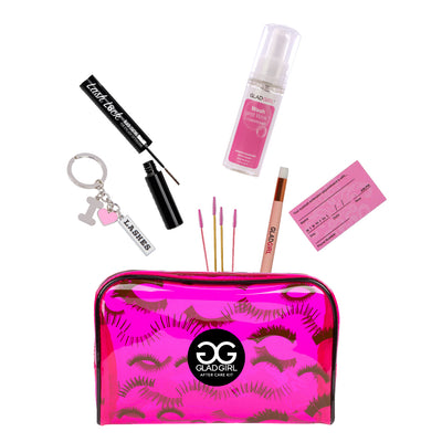 After Care Kit for Eyelash Extensions