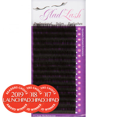 Salon Professional Mink Lashes – Classic - 0.25mm