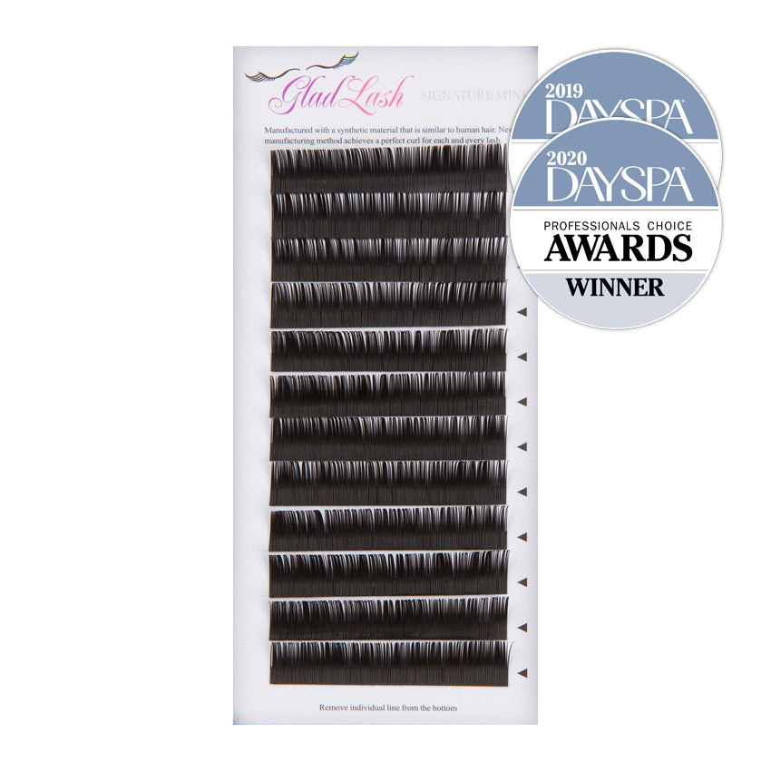 Signature Mink Lashes - B Curl