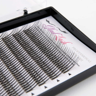 Triple Configuration Eyelash Extension 3D W Mink Lashes