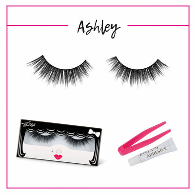 GladGirl 3D False Lash Kit - Ashley