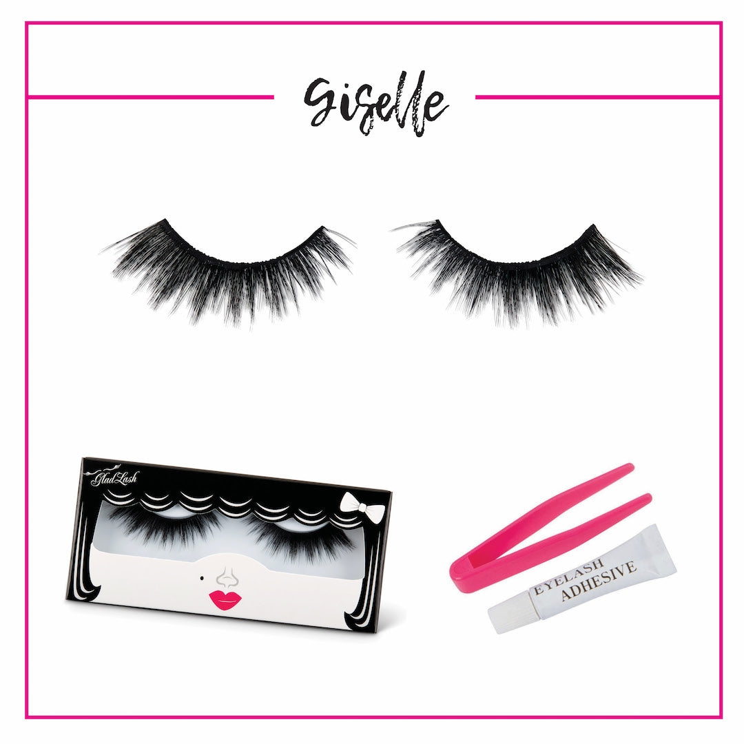 GladGirl 3D False Lash Kit - Giselle