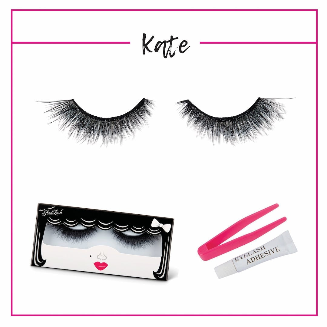 GladGirl 3D False Lash Kit - Kate