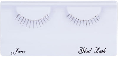 GladGirl False Lashes 6 Pairs - June BULK