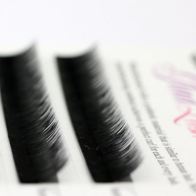Signature Mink Bottom Eyelash Extensions - Volume