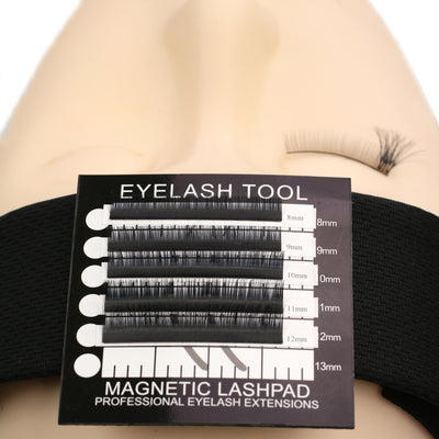 Magnetic Lash Palette by Glad Lash
