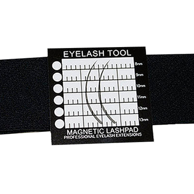 Magnetic Lash Palette on band