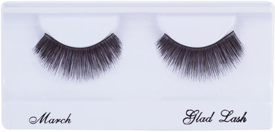 GladGirl False Lashes - March 6 Pairs BULK