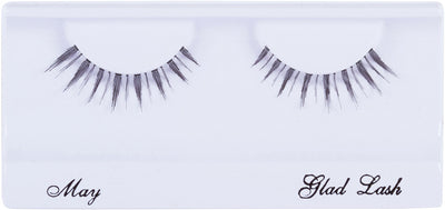 GladGirl False Lashes 6 Pairs - May BULK