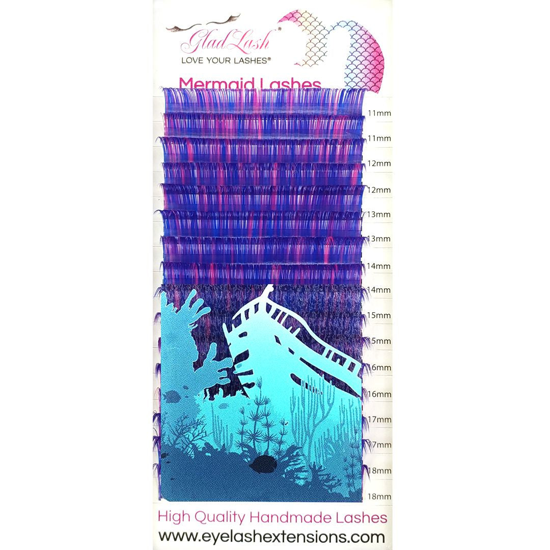 Mermaid Silk Lashes
