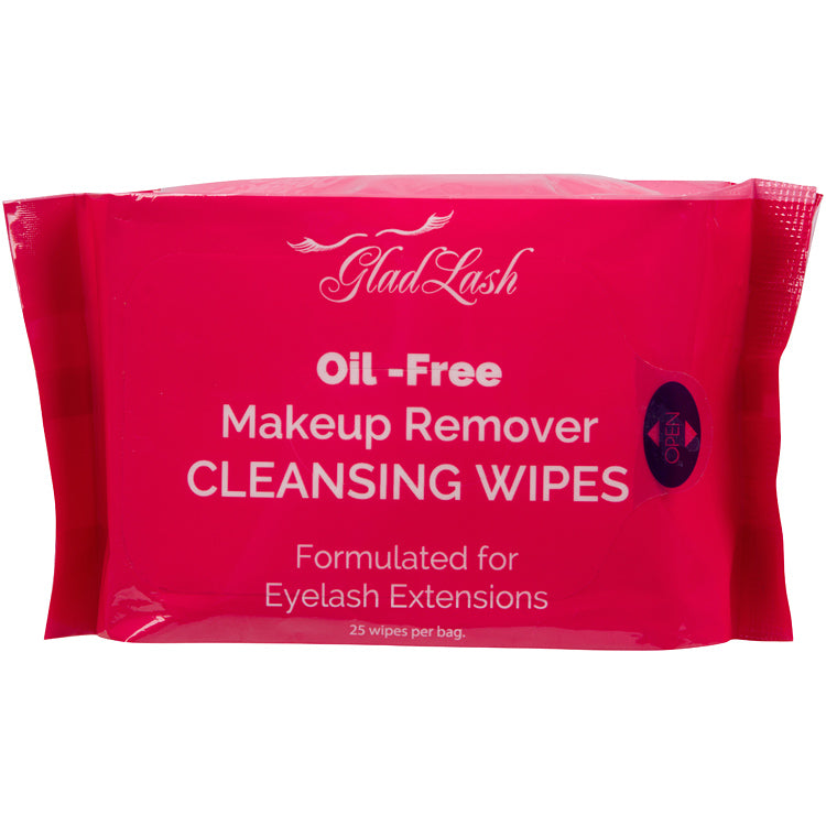 Oil-free Makeup Remover Cleansing Wipes