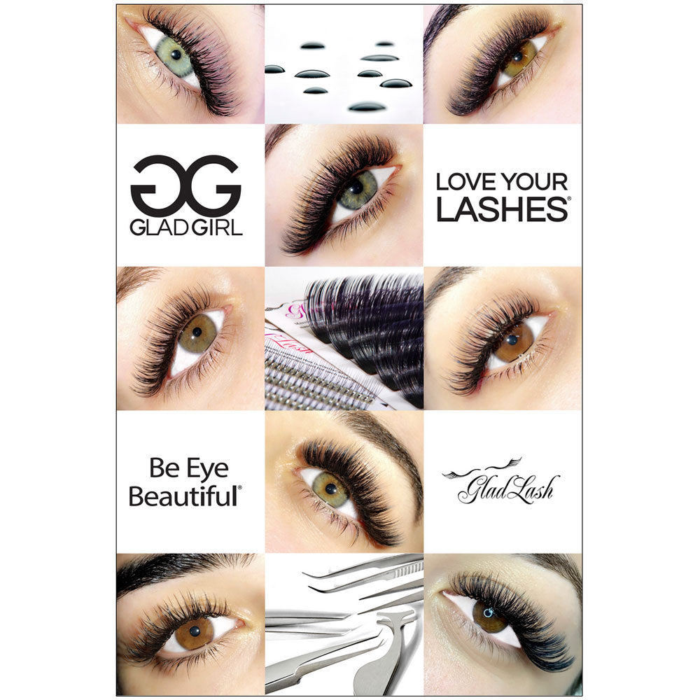 Poster - Love Your Lashes