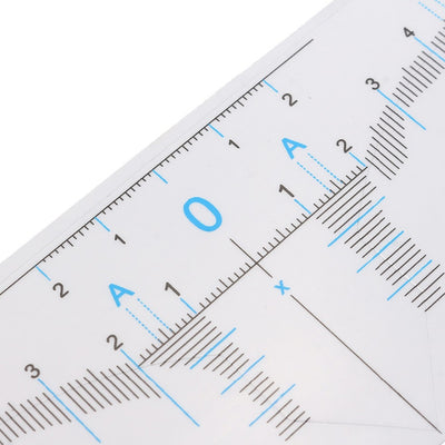 Eyebrow Shaping Sticker Ruler - 50 per Quantity