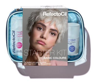 RefectoCil Starter Kit - Basic Colors