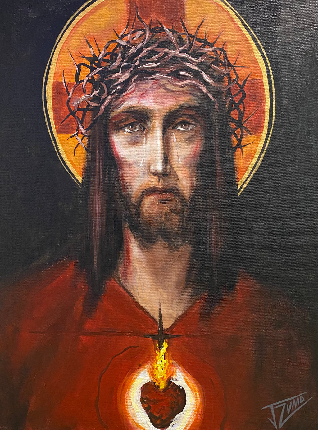 The Sacred Heart of Jesus
