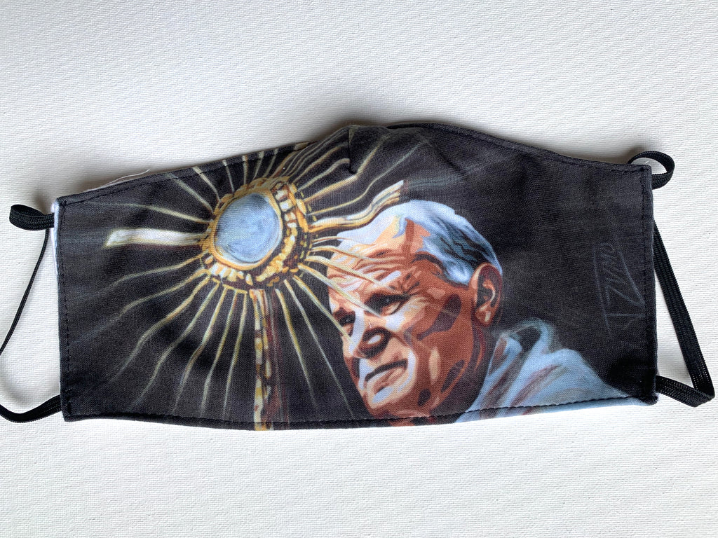 Pope John Paul II Mask