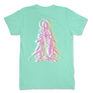 Hail Mary - Seafoam - T-Shirt