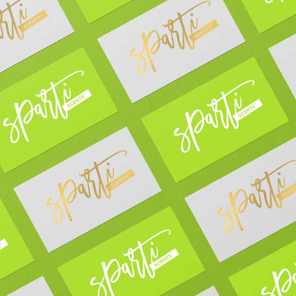 Sparti Scents™ Gift Cards
