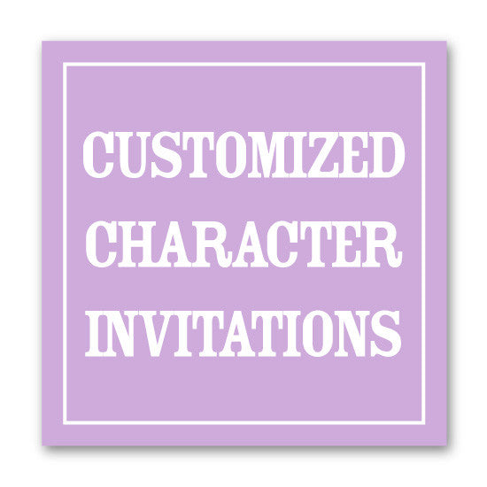 Character Invitations
