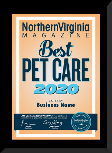 2020 Best Pet Care