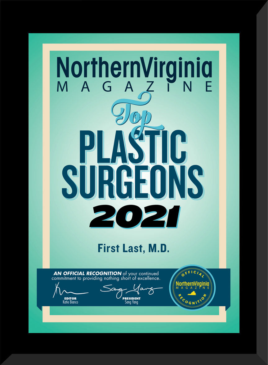 2021 Top Plastic Surgeon