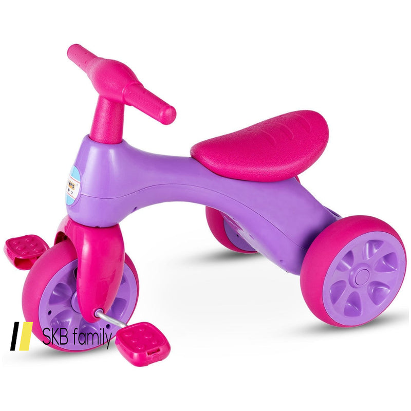 Kids Riding Balance Bike With Sound And Storage Box 200815-22725
