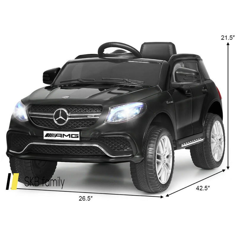 12v Mercedes Benz Gle Licensed Kids Ride On Car 200815-22815