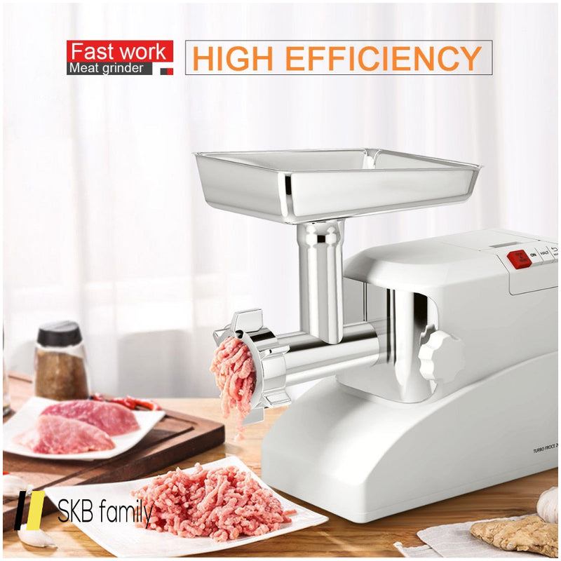 2000 W Electric Meat Grinder With 3 Blades 200815-21938