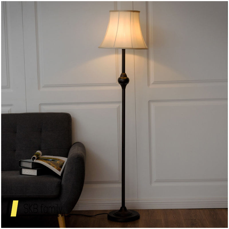 Modern Bedroom Décor Floor Lamp Light With Led Bulb 200815-21950