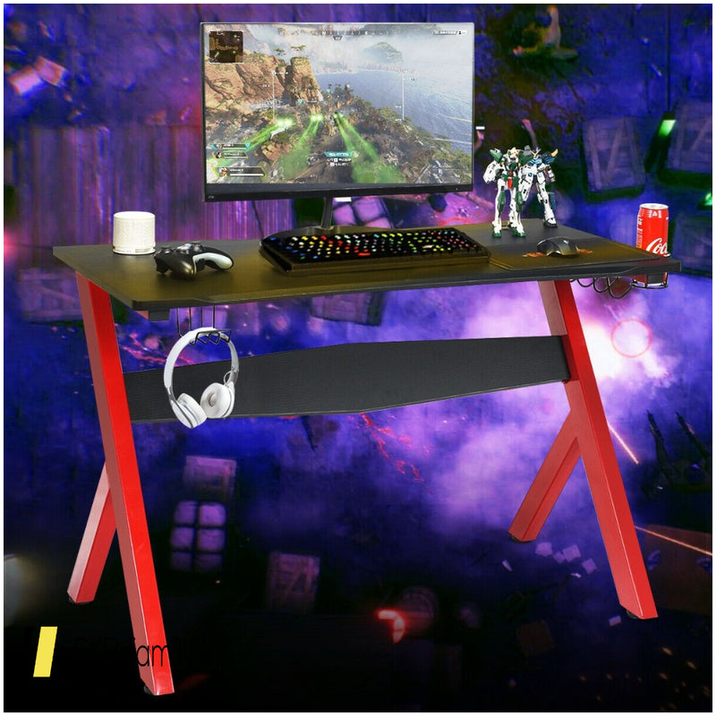 Sedeta Cup & Headphone Holder And Mouse Pad Gaming Desk 200815-21952
